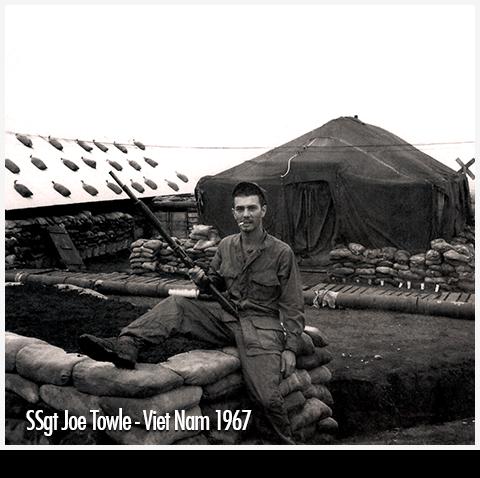 Captain Joe Towle, USMC