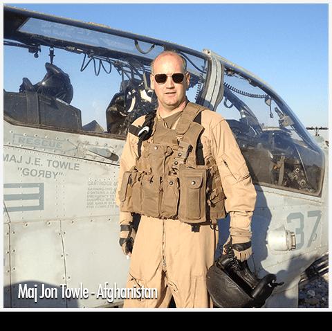 Lt. Colonel Jon Towle, USMC